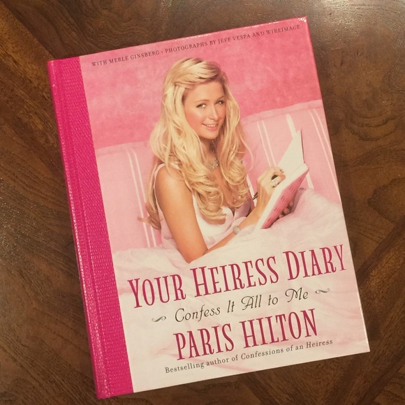 confessions of an heiress hilton paris ginsberg merle